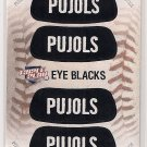 2013 Triple Play Eye Blacks Albert Pujols