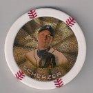 2014 Topps MLB Chipz Gold Max Scherzer