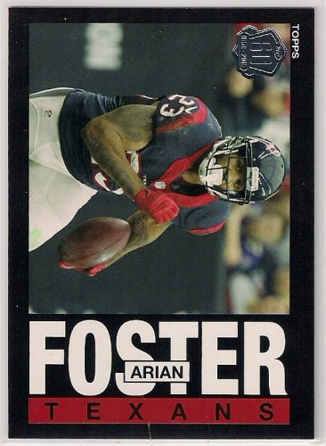 2015 Topps 60th Anniversary Arian Foster
