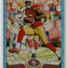 2013 Topps Chrome Blue Wave Refractor Michael Crabtree