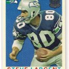 2015 Topps 60th Anniversary Throwback Steve Largent