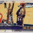 2014-15 NBA Hoops End 2 End Kobe Bryant