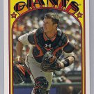 2013 Topps 1972 Mini Buster Posey