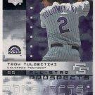 2007 UD Future Stars All-Star Prospects Troy Tulowitzki 040/600