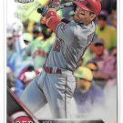 2016 Topps Chrome Refractor Joey Votto