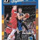 2016-17 Donruss Stephen Curry