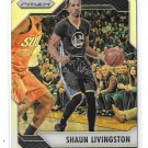 2016-17 Panini Prizm Silver Prizms Shaun Livingston
