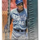 2016 Stadium Club Gold Bo Jackson