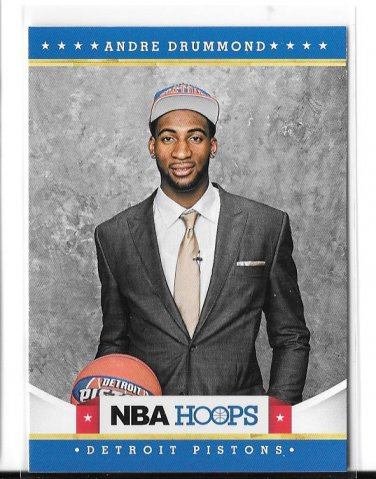 2012-13 Hoops Andre Drummond Rookie