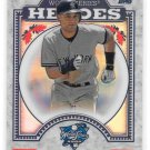 2014 Topps Chrome Update World Series Heroes Derek Jeter