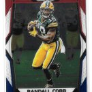 2017 Panini Prizm Prizms Red White and Blue Randall Cobb