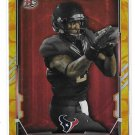 2015 Bowman Rainbow Electric Yellow Jaelen Strong Rookie 17/99