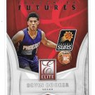 2015-16 Panini Elite Franchise Futures Devin Booker Rookie