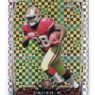 2014 Topps Chrome Xfractor Carlos Hyde Rookie