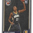 2016-17 Panini Complete Silver Myles Turner Rookie