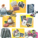 Craft Covers Sewing Pattern Machine Bird Cage Casserole Cookie Photo Album Book Bible 9339 Easy