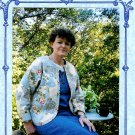 Quilted Fleece Jacket Sewing Pattern Instructions Shaped Front No Collar Sweatshirt Just Jennifer