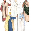 Christmas Passion Play Costume Sew Pattern Jesus Easter King Mary Joseph Shepherd Angel 40 42 2339