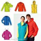 Mens Misses Easy Fleece Jacket Vest Sewing Pattern Pullover Zipper Hood S M L5252