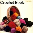 Vintage Crochet Book 1972 Pattern Design Project How To Stitch Jacket Skirt Dress Afghan