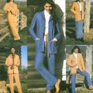 Wardrobe Sewing Pattern Shirt Jacket Skirt Pants Easy Western Mod 8 10 12 3976