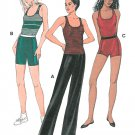 Dance Top Pants Shorts Sewing Pattern Yoga Workout Exercise Clothing Easy XS-XL 2723
