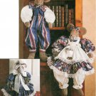 Mice Dolls Mouse Doorstop Sewing Pattern Large Stuffed Plush Male Female Grandma 28 20 Inch 6158
