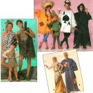 Flintstone Cleopatra King Halloween Costume Pattern 4-10 Child Scarecrow Robin Hood Grim Reaper 9945