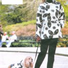 Misses Pullover Fleece Jacket Sewing Pattern Plus 16-22 Hoodie Sweatshirt Dog Coat Easy 6275