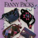 Fanny Pack Sewing Pattern Easy Wallet On String Cross-body Travel Bag 4 Designs