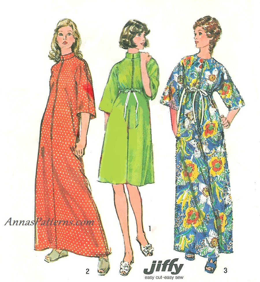 Robe Sewing Pattern Awesome Design