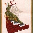 Angel Of Holiday Spirit Cross Stitch Kit Christmas 12 7/8 x 9 5/8