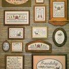 Friendship Cross Stitch Kit 13 Designs Friends Bird Home Love Sampler Vintage