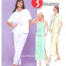 McCalls Sewing Pattern Plus 20-22 Separates Wardrobe Pant Skirt Jacket Top 3183