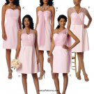 Strapless Dress Sewing Pattern 6-14 Sweetheart Above Knee Bridesmaid Formal 6131