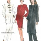 Vogue Sewing Pattern 8-12 Kimono Dress Pants Tunic Mandarin 8867