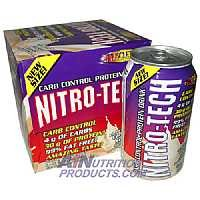 NITROTECH CANS x 4 *** SPECIAL ORDER ONLY ***