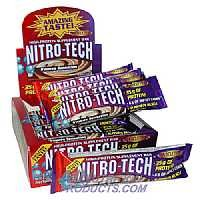NITROTECH BARS x 12 Bars