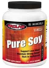 100% PURE SOY