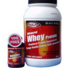 100% Adanced Whey + 100gm FREE CREATINE