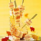 """6"""" Inch Teppo Gushi Paddle Bamboo Cocktail Drink Party Appetizer Picks Toppers Stirrers Skewers"""