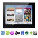 """PiPO M5 3G Tablet PC - 8"""" IPS 1024*768 Android 4.1.1, 16GB RK3066 1.5GHz CPU"""