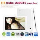 """Cube U30gt2 Quad Core Tablet PC - 10.1"""" IPS Retina 1920*1200 Android 4.1, RK3188 1.8GHz"""