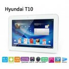 "Hyundai T10 Quad Core 3G GPS Phone Tablet PC 10.1"" IPS 1280*800 Exynos4412 1.4GH"