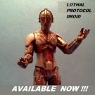 Custom Star Wars LOTHAL PROTOCOL DROID figure