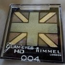 "Rimmel Glam Eyes HD #004 in "" Green Park"" Quad Eyeshadow"