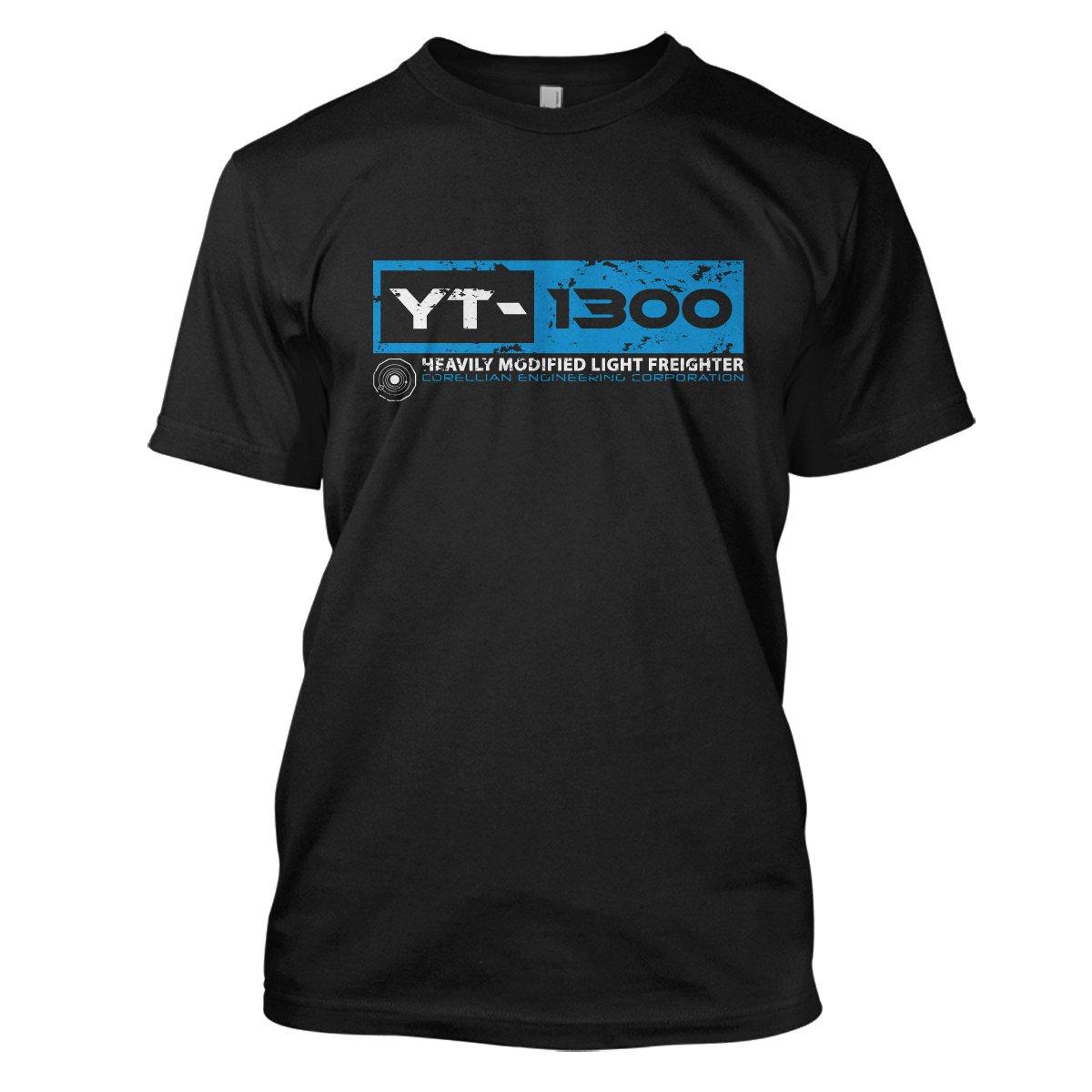 Star Wars: Yt-1302 Mens Movie T-Shirt Large Black