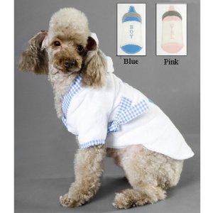 Pampered Pet Robe - Large