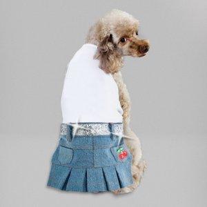 Very Cherry Mini Skirt