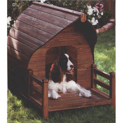 The Chalet-Medium Dog House - Medium